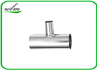 "Fittings Straight Fitting Sanitary Fitting Safety Sanitary Butt Weld Fittings Straight Reducing Tee Fitting 1/4"" ~ 6"" ASME BPE Standard"
