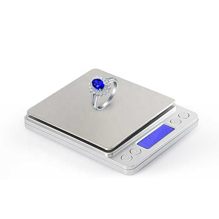 I2000 אנליטית איזון אלקטרוני דיגיטלי, 0.01g דיגיטלי זהב במשקל