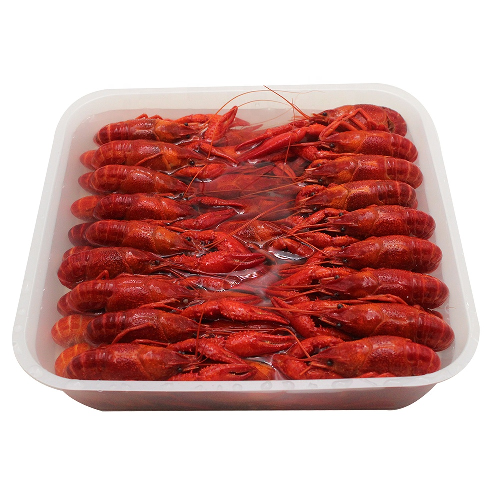 Ready to Eat After Thawing Variety Flavors Cooked Seasoned Crayfish