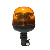 Factory price  Six Power Led   Strobe Warning Beacons , High quality Flashing and rotating lamp