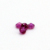 Natural high quality  ruby gemstone round brilliant cut ruby stone price per carat