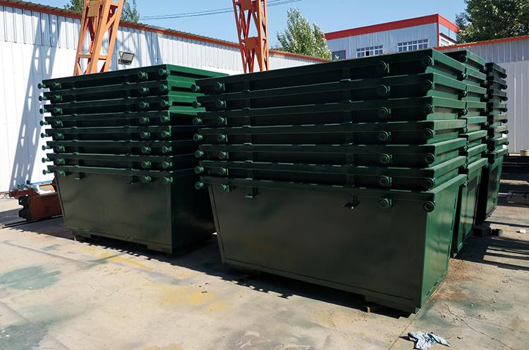 Skip bins garbage can recycling bins containers for sale  storage boxes dustbins manufacturer