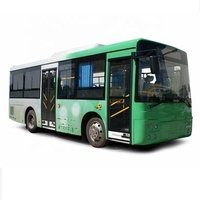 New Design Luxury Lithium Battery 8.5m 22 seats electric city bus