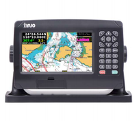 China GPS Plotter Marine Device XINUO 7 Inch AIS Transponder with GPS navigation & Chartplotter combo XF-607B for boat/Ship use