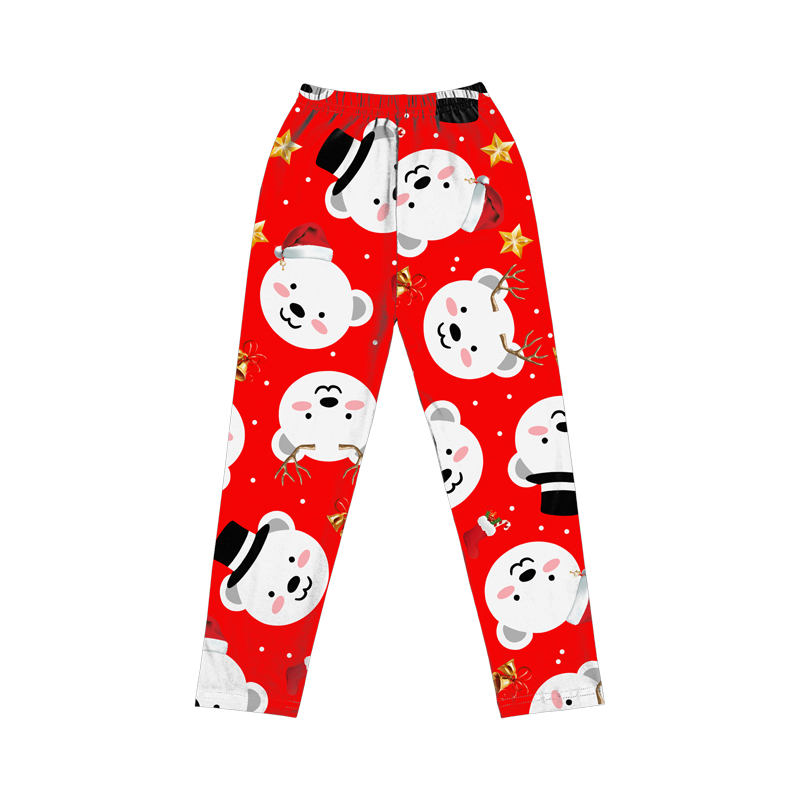 2019 New Design Beauty Galaxy Print Pants Baby Girl Comfortable Long Pants For Casual Wear
