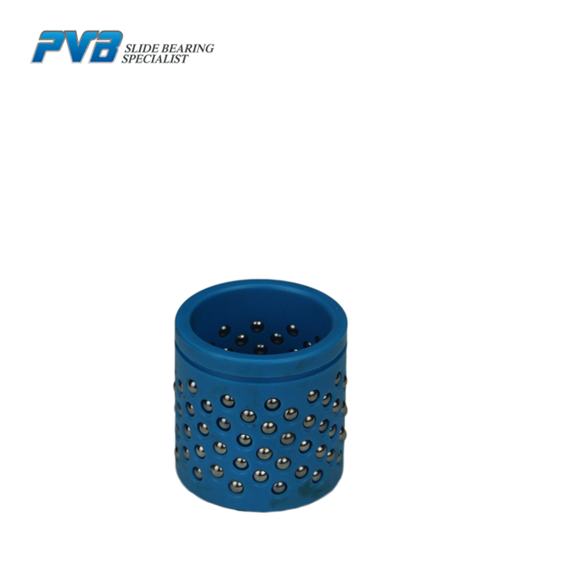 plastic POM ball cage, 206.73 bronze ball bearing,FZ guide plastic ball cage retainer