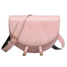 Винтажная бархатная поясная сумка, Женская полукруглая модная поясная сумка с клапаном для телефона, Повседневная сумка через плечо(Китай)