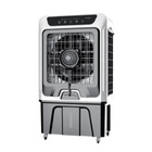 600w Remote control Commercial thermoelectric evaporative air conditioner cooler with spray function