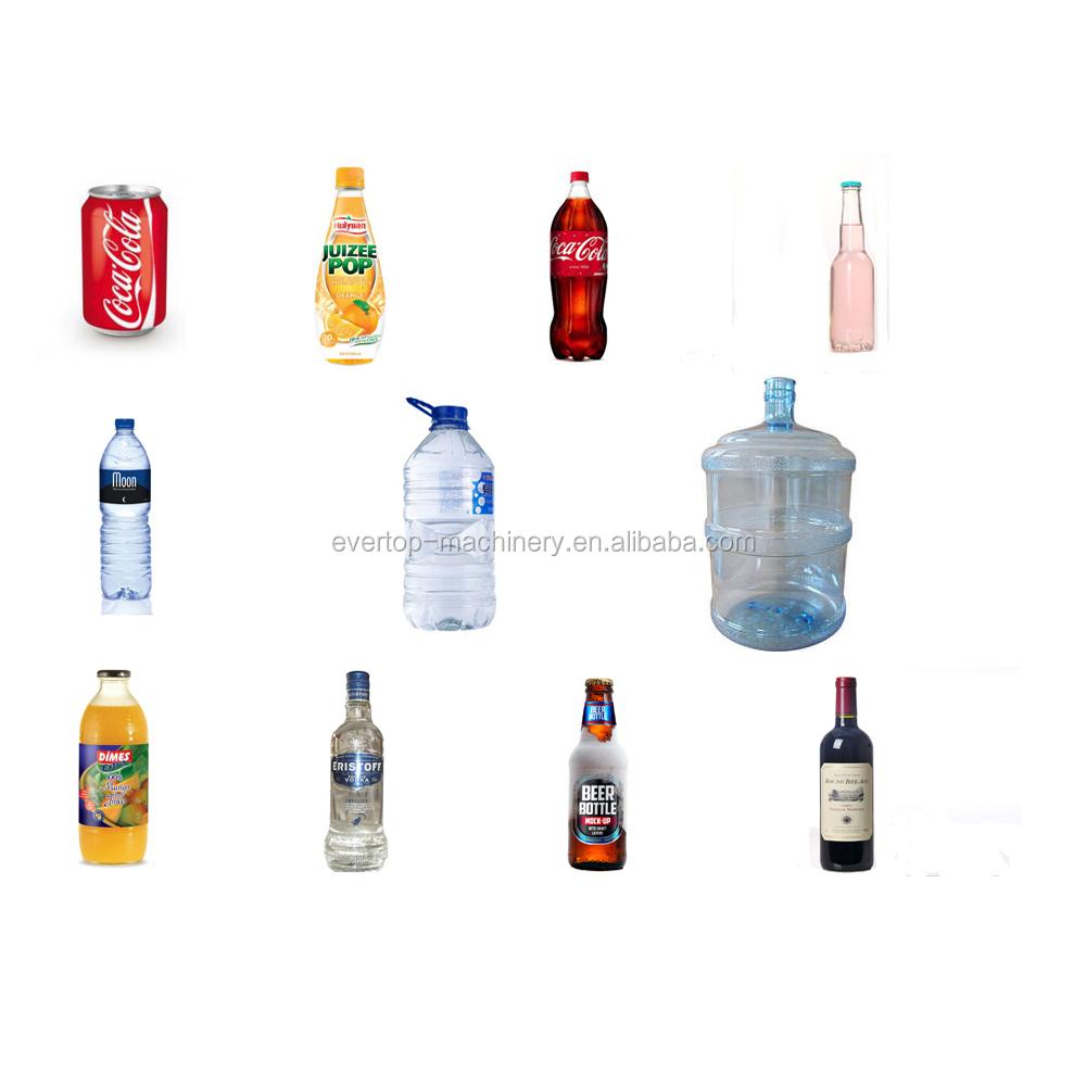 अर्द्ध स्वचालित प्लास्टिक की पानी की/पेय/पेय/शराब/तेल पीईटी बोतल उड़ाने मोल्डिंग मशीन