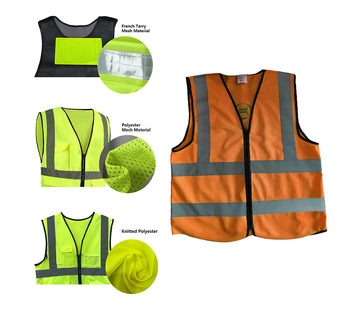 School Children Kid 120g Traffic Road Safety Reflective Vest for work tool construction