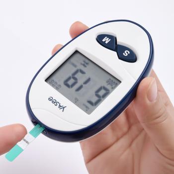 medidores de análisis de sangre para diabetes