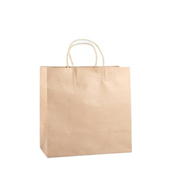 China Supplier Cheap Wholesale offset printing custom Kraft paper bag
