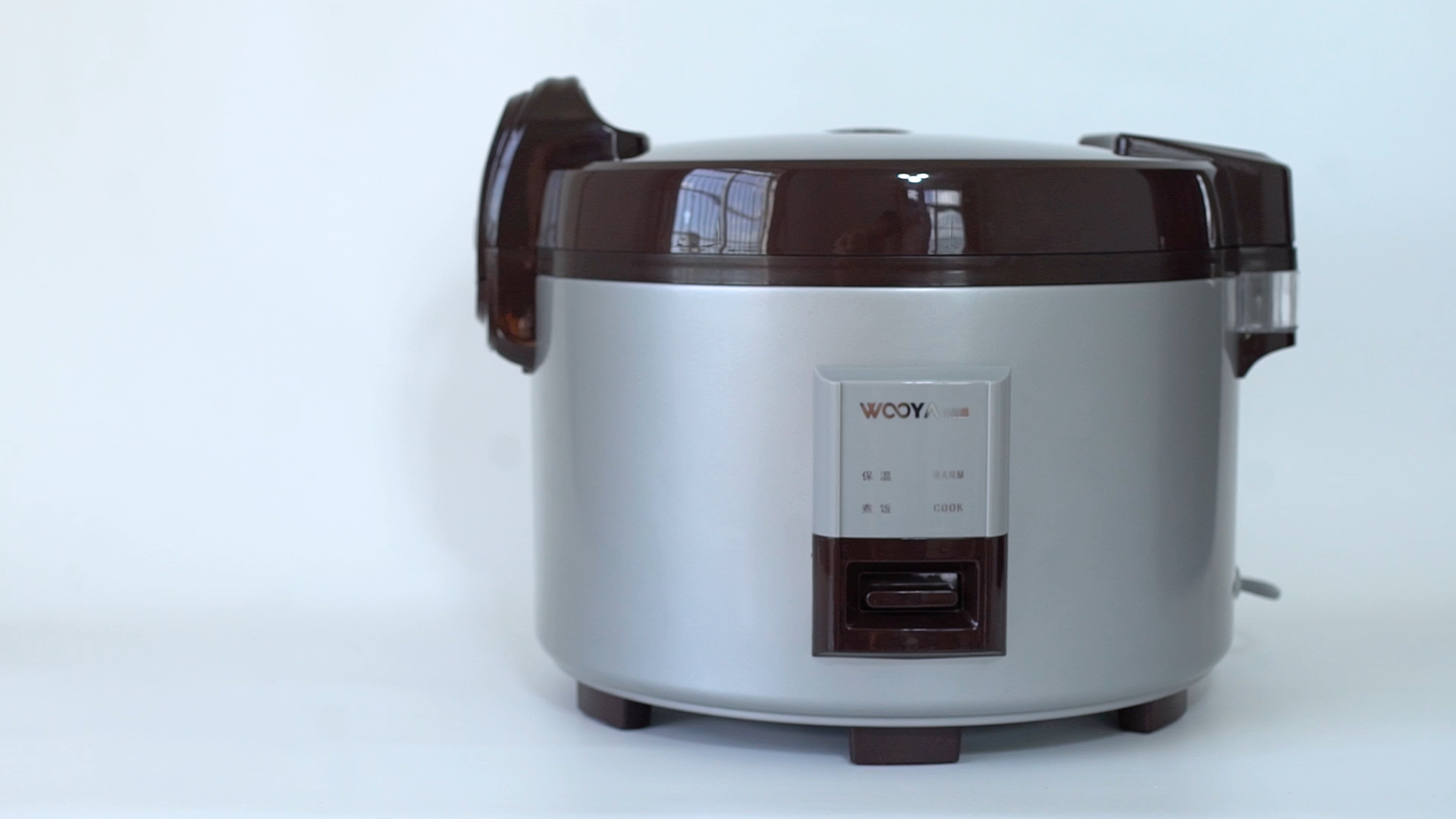 industrial electric rice cooker 7.5L commercial use 48 hours keep warm rice