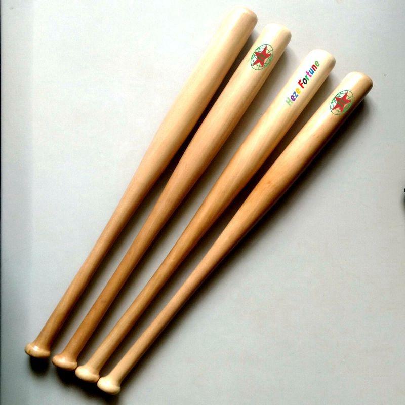 OEM wood 18inch baseball bat mini promotional bat
