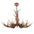 home lighting living room bedroom antler chandelier style lights