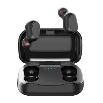 Free Shipping TOPK Bluetooth 5.0 TWS True Wireless Headset Earbuds Stereo Headphones Handsfree in Ear Earphone