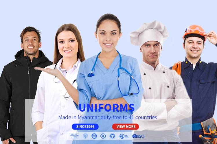 Professional New Styles Cheap Unisex White Pink Paramedic Nursing Uniforms Set for Nurses
