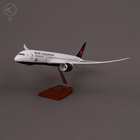 Factory Custom Canada Airline Plane Air Canada Airplane Art Craft Model