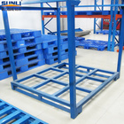 Stacking Steel Storage Rack Easy to Store and Transport