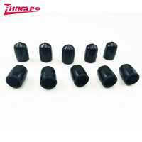 OEM Customize Molded Round Rubber Cap cover Seals Parts Custom Mold Produce Furniture End Rubber Caps