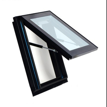 High Grade Roof Window Skylight Aluminium Window Skylights ...