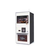 Met 32 Inch Touch Screen <span class=keywords><strong>Android</strong></span> Systeem Koffieautomaat Met Cube <span class=keywords><strong>Ice</strong></span> WF1-308F