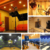 High Density dust-proof Acoustic Polyester Acoustic Panel Felt Sound Absorbing Ceiling Acoustic Panels