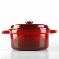 Special Hot Selling Kitchenware Non Stick Sauce Big Enamel Stock Pot
