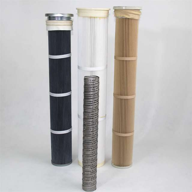 FORST High Efficiency Polyester Pleated Dust Bag Air Filter Manufacturer