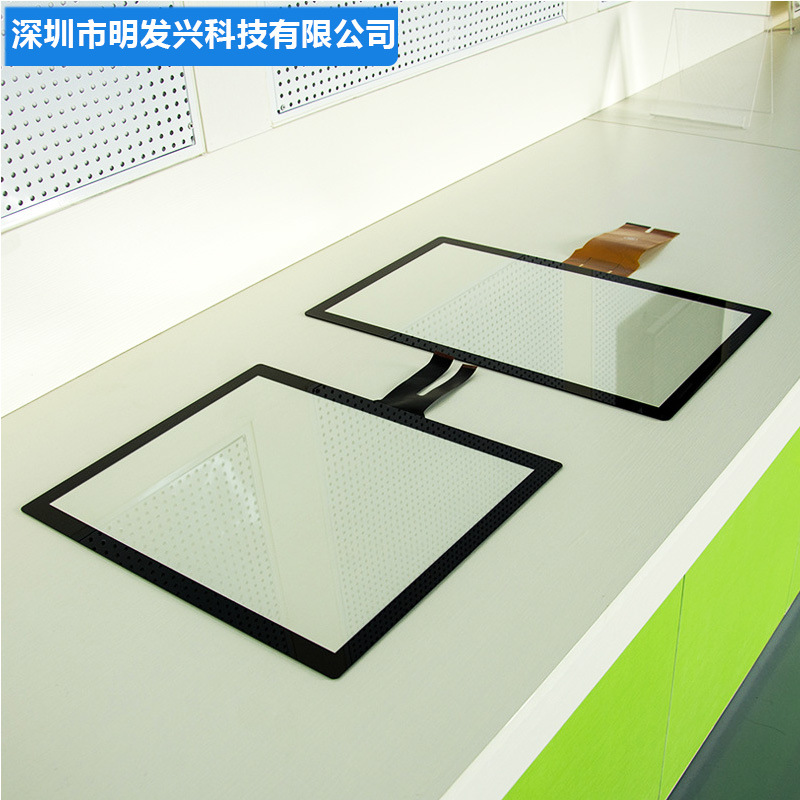 """Customizable 13.3 inch 14 inch 15"""" inch coating AG capacitive touch screen panel"""