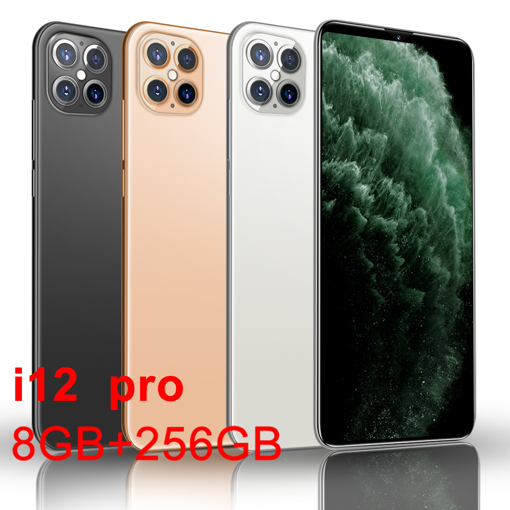 Hot sell P30 Pro 6.3 inch Android 10.0 Smartphone Face/Fingerprint Unlock 6gb 128GB mtk6592 Octa Core Dual Smart Phone