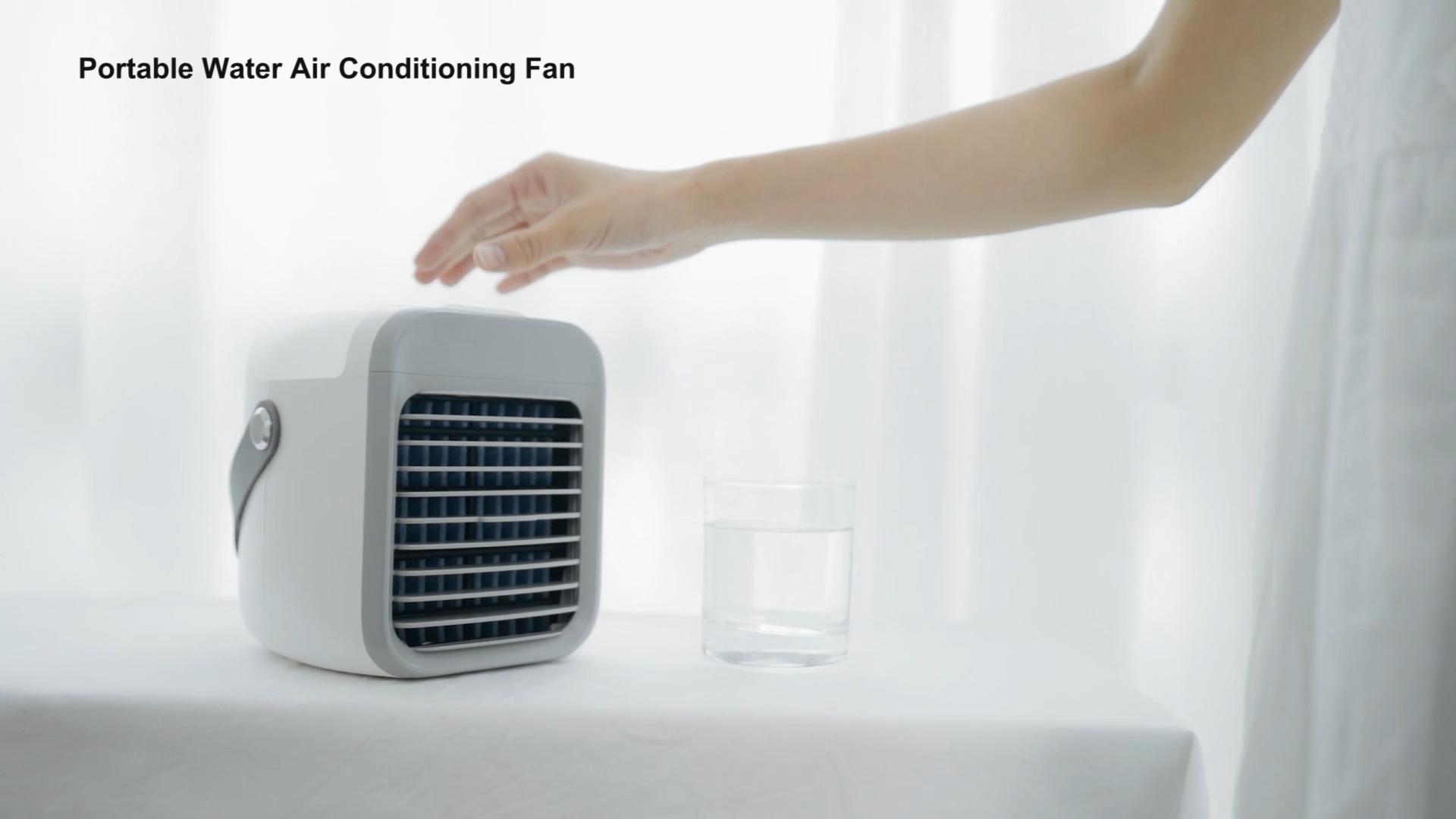 卸売加湿器空気屋内スタンディングスプレー冷却水ミストファン