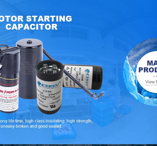 Motore condensatore AC 250V 60uF 50 60HZ Esegui condensatore Condensatore a cilindri cilindrici CBB60 per pompa motore