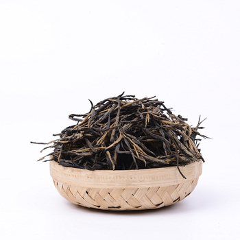OEM Wholesale Yunnan Quality Detox Slimming Refreshing Tea Gushu Old Tree Black Loose Tea