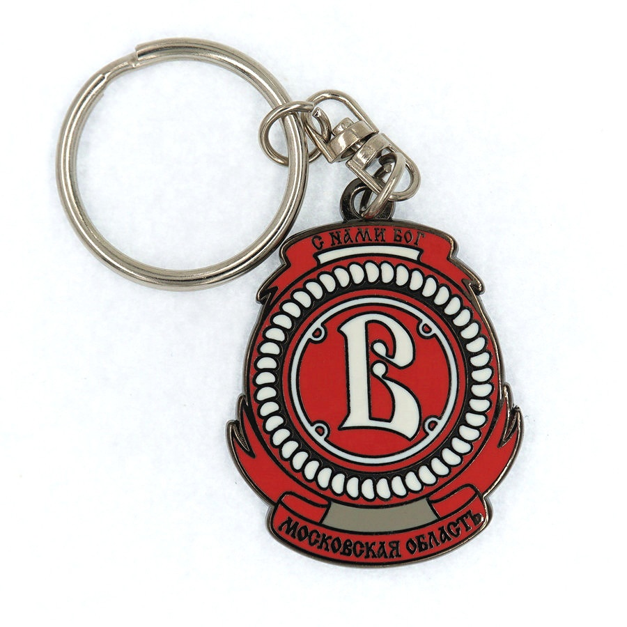 Metal Gifts Manufacturer Custom Hard Enamel Key Chain Accessories