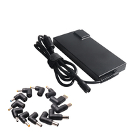 Slim Shell 90W Universal Laptop Charger 15-20V 0-5A Universal Laptop Adapter