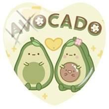 JOINBEAUTY фрукты зеленый авокадо милый узор в форме сердца стеклянный купол ручной работы DIY брелок кулон ювелирные изделия аксессуары HT399(Китай)