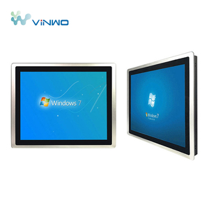 10 inch industrial touch panel pc all in one mini pc i5 windows 10