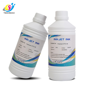 DTG textile pigment ink for direct printing for EPN 5113 XP600 TX800 print head