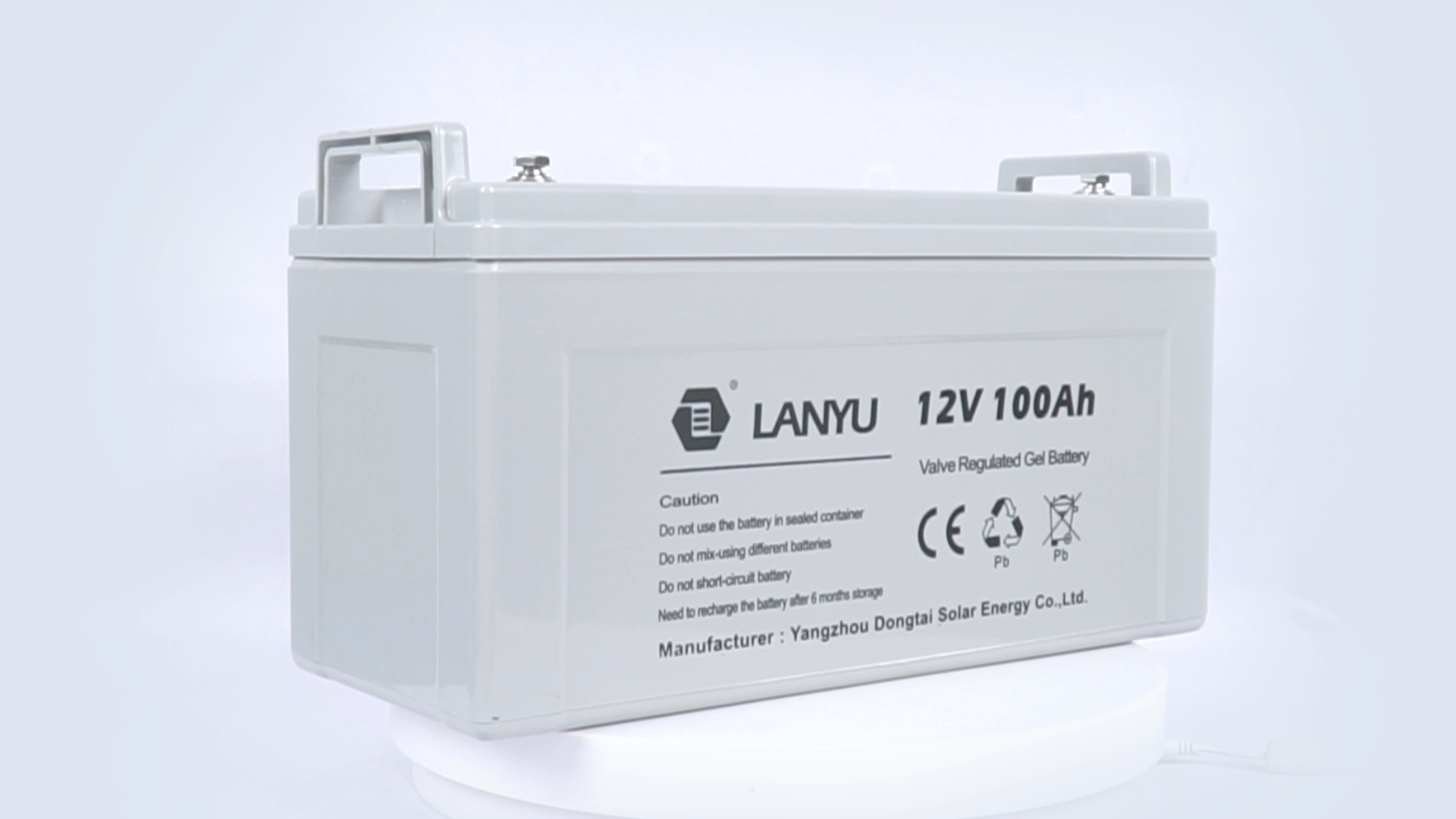 12V 100Ah AGM UPS Gel lead acid battery rechargeable sealed maintenance free valve regulated deep cycle manufacturers