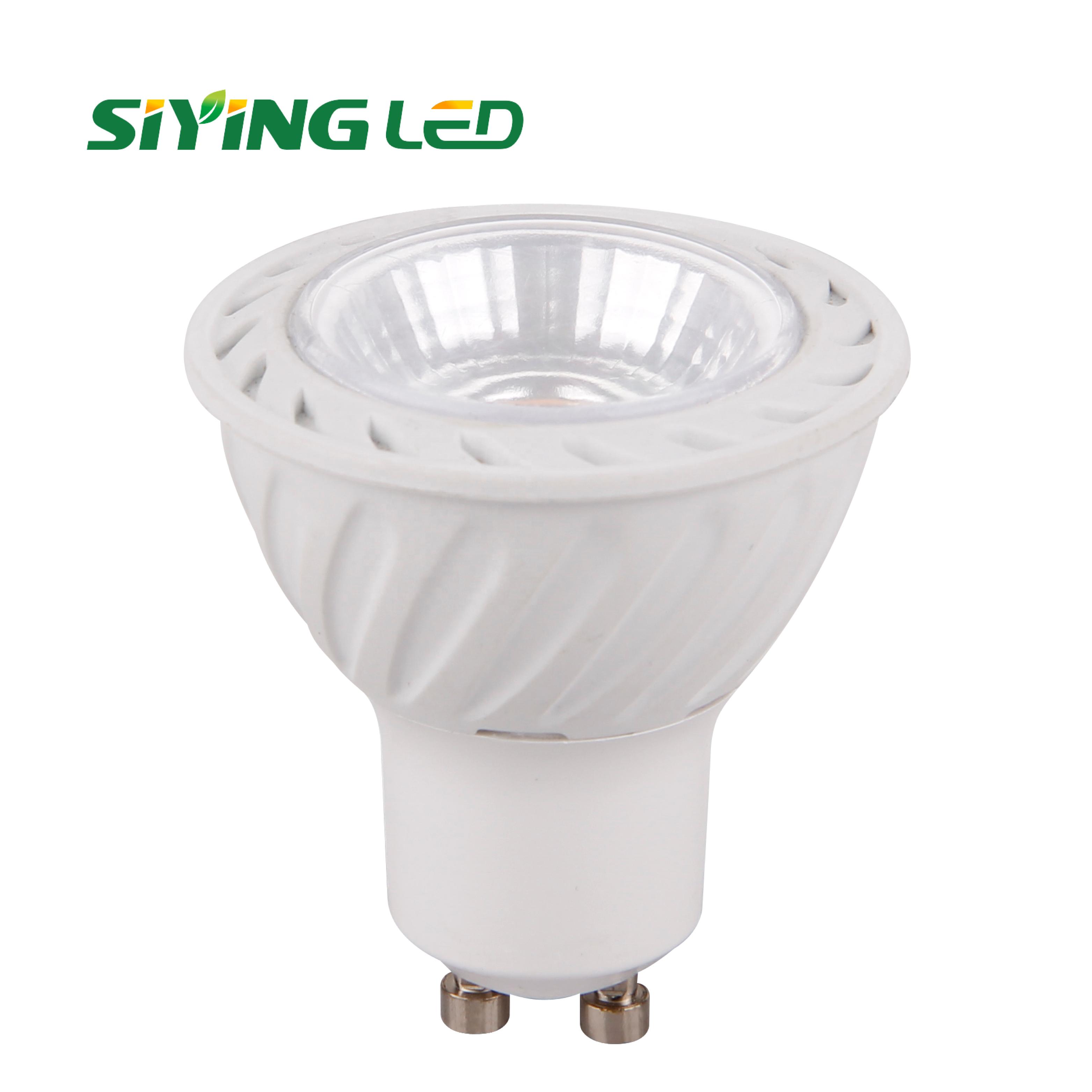 best price factory supplier led lamp GU10 COB LED Spotlight 7w led spot light