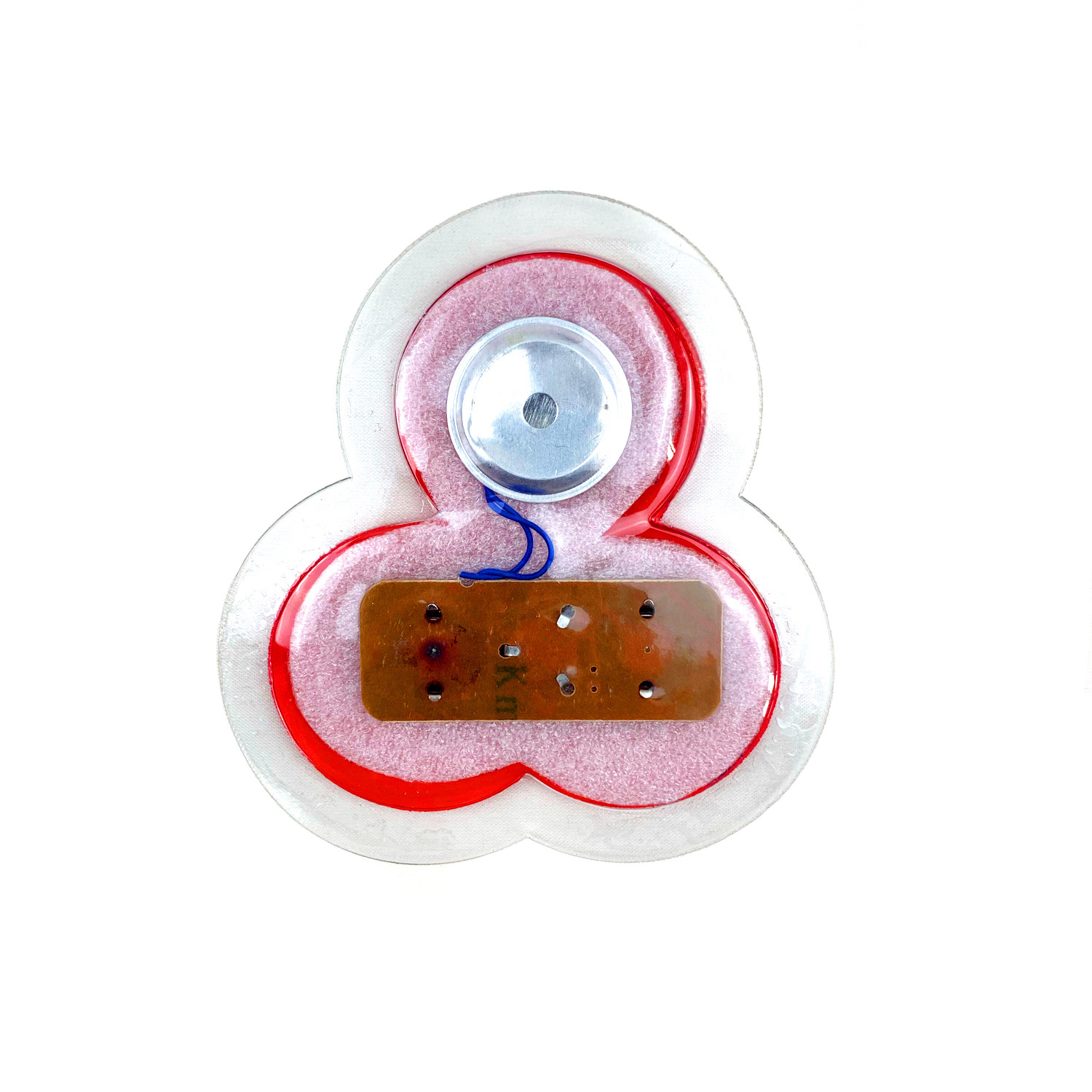 made in China high performance pre-recorded waterproof sound module for clothes