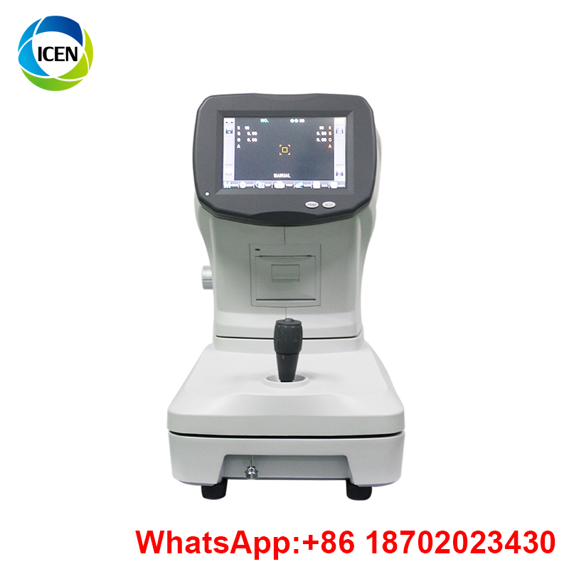 IN-VARK 1800 Digital Portable Optical Refractor Auto Gemstone Refractometers keratomete  for Glass Testing