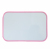 Wholesale small Hanging  kids Aluminum alloy frame magnetic white board for writing and painting