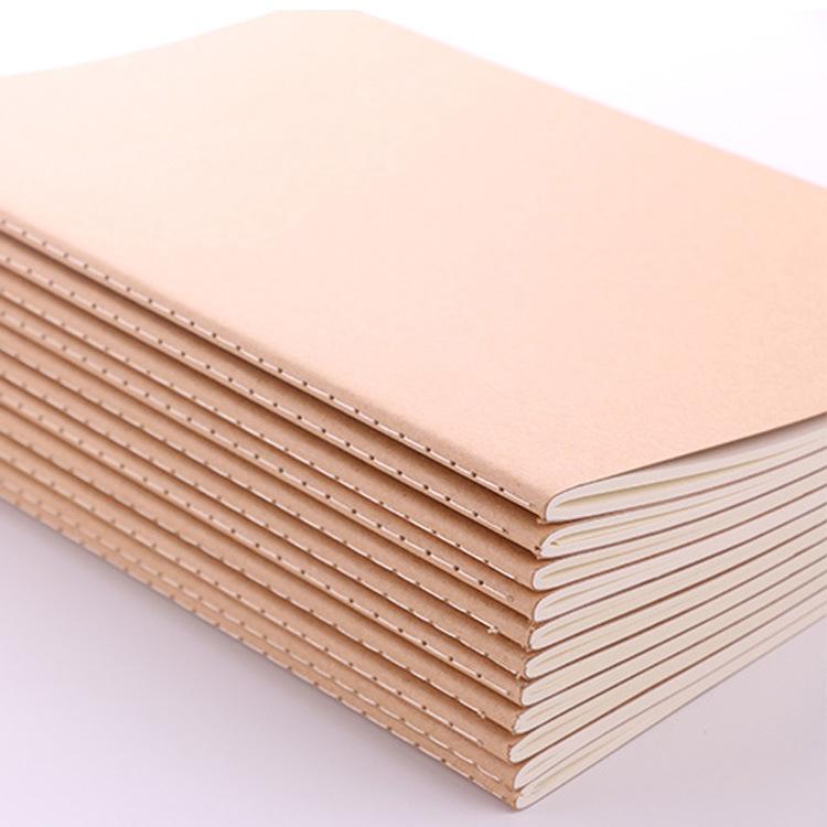 Design moderno Best selling A4 papel Kraft notebook cópia eletrônica