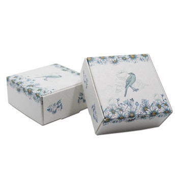 High quality corrugated paper cardboard cake boxes with good reputation