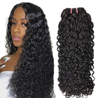 LSY 100% Raw brazilian virgin cuticle aligned hair bundles,wholesale cheap virgin human hair weave