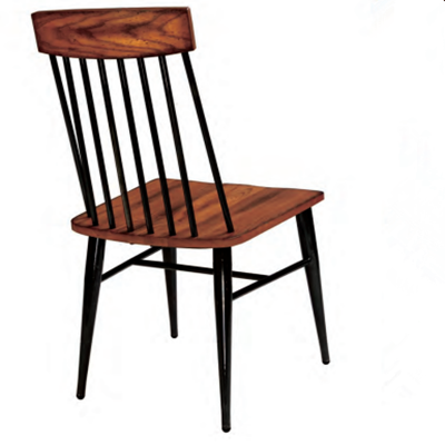 Fast food chairs and tables restaurant sets company customized