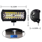 Waterproof led work light 7inch 120w combo led lights led car work lightsfor SUV Car Truck 24v working lights