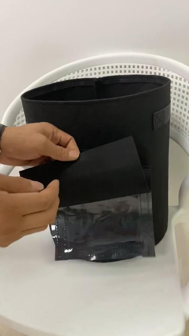 Anlage Wachsen Taschen Grün Gärtnerei 10 Gallonen Wachsen Taschen Für Wachsen Pflanzen